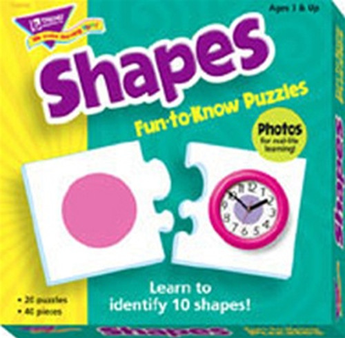 Fun-To-Know Puzzlesshapes