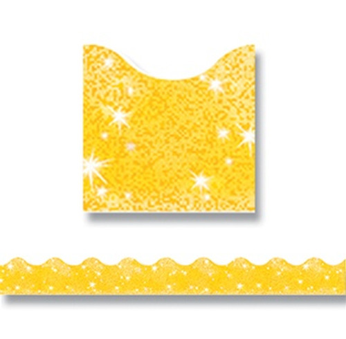 Trimmer Yellow Sparkle
