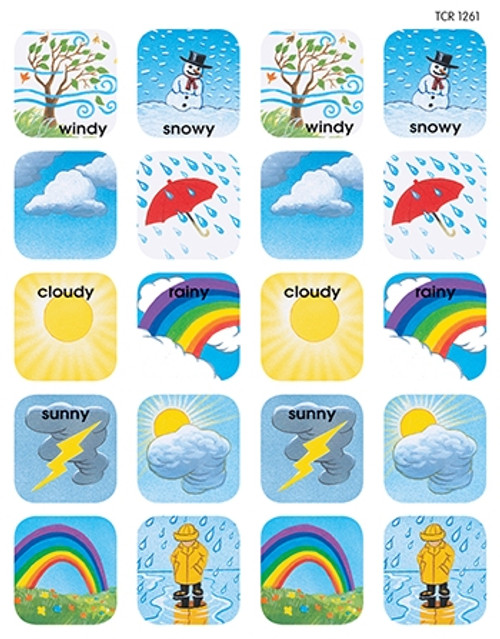 Stickers Weather