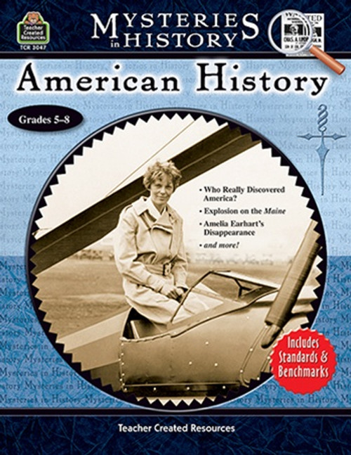 Mysteries In History American