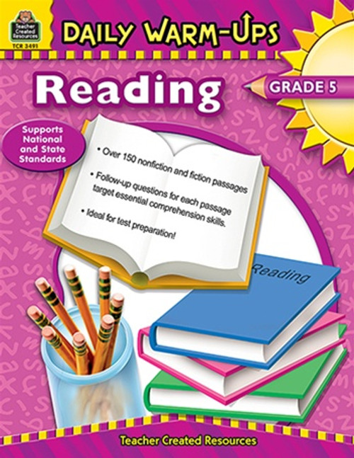 Daily Warm-Ups Reading Gr 5