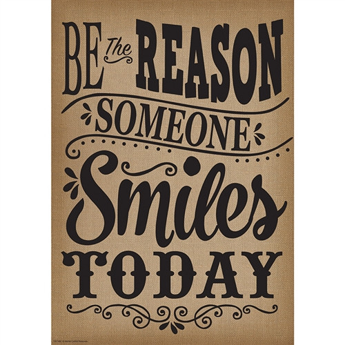 Be The Reason Positive Poster - 13.8 in. x 19 in.