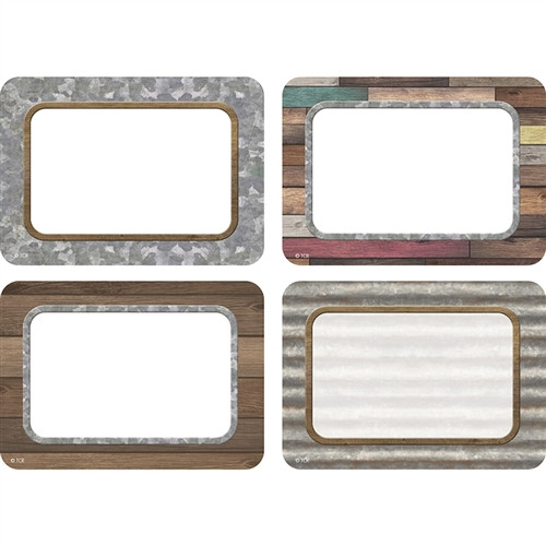 Home Sweet Classroom Name Tag and Label - 3.5 in. x 2.5 in.