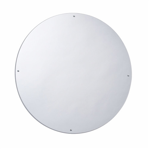 Round Mirror - 23 in. × 23 in. × 0.125 in.