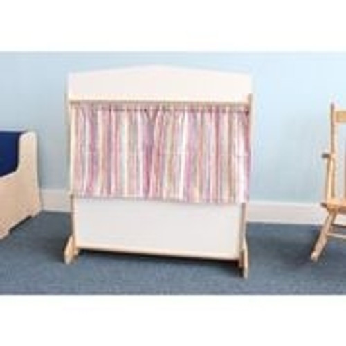 Whitney Brothers Deluxe Wooden Puppet Theater