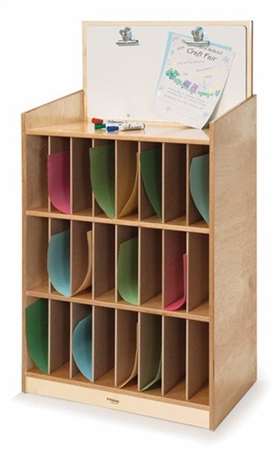 Mail And Message Center - 15 in. × 25 in. × 33 in.