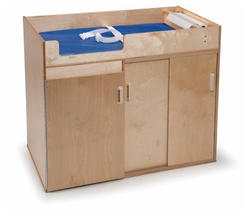 Paper Rolls for Changing Cabinets - 14 in. × 12 in. × 9 in.