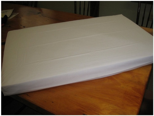Crib Sheet for Whitney Bros. WB9500 Series Porta Cribs - 24 in. × 38 in. × 0.13 in.