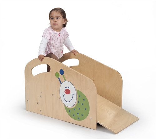 Toddler Step and Ramp - 36 in. × 16 in. × 19.5 in.