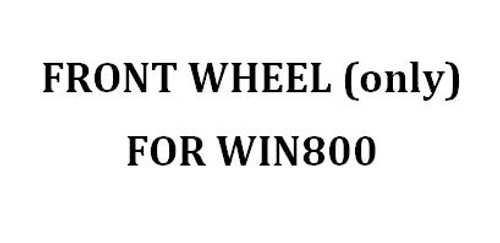 Front Wheel For Win800