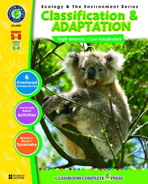 Ecology and The Environment Series Classification and Adaptation