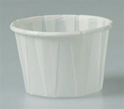 4 Ounce Disposable Paper Souffle Cups