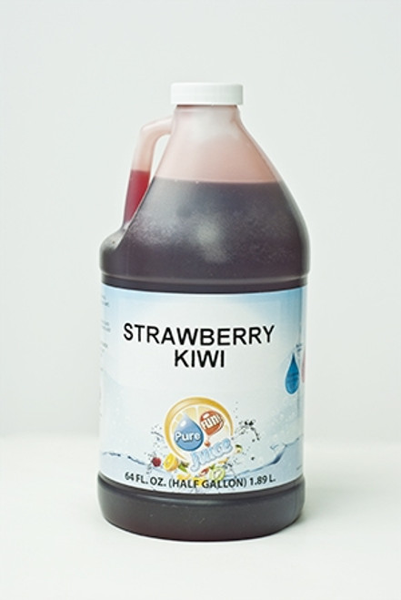PureFUN! Strawberry Kiwi Flavored 100% Juice Blend Concentrate