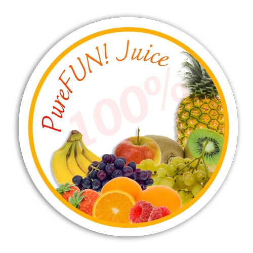 PureFUN! Fall Harvest Variety Pack Variety Pack 100%  Juice Blend Concentrate - FULL CASE