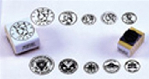 Stamp Set Coins Tails 5/Pk