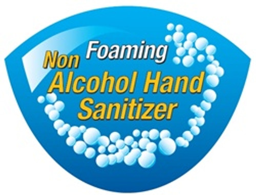 Infinity Foaming Non Alcohol Hand Sanitizer