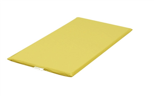 Yellow Rainbow Rest Mat - 48 in. x 24 in. x 2 in.