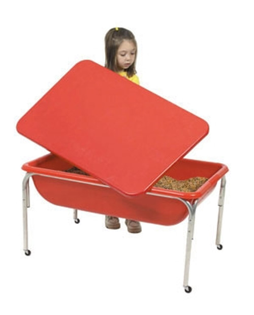 Large Sensory Table and Lid Set - 18 in.
