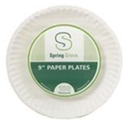 9 Inch Paper Plate