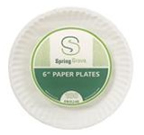 6 Inch Paper Plate