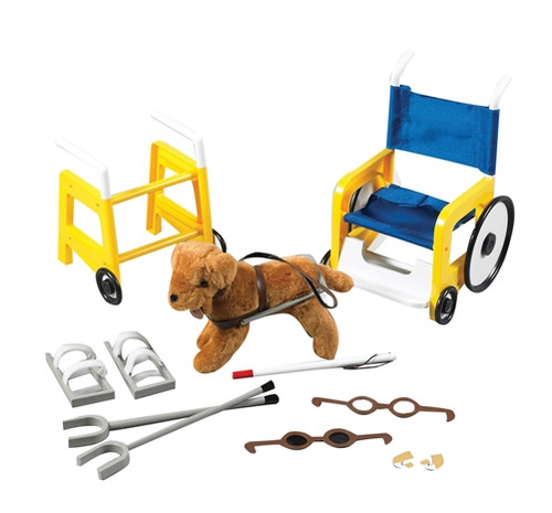 Special Needs Play Equipment for Dolls