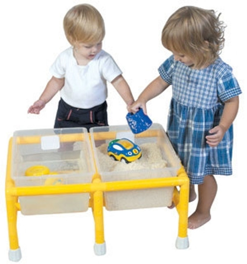 Mini Double Discovery Table - 25 in. x 18 in. x 11 in.