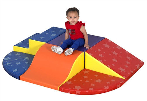 Active Play Zone - 60 in. x 40 in. x 10 in.