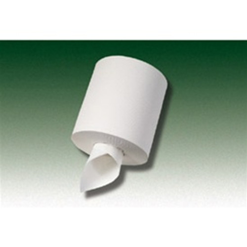 Heavenly Soft Center-Pull White Towels