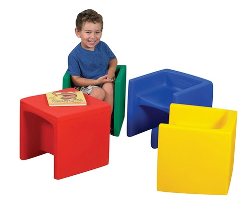 Cube Chairs - 15 in. x 15 in. x 15 in.