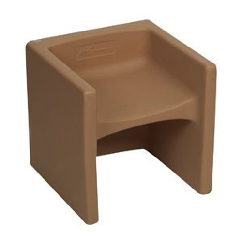 Chair Cube Almond - 15 in. x 15 in. x 15 in.