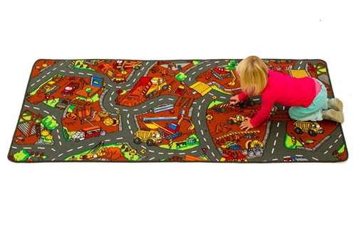 Under Construction Carpet - 79 in. x 36 in.
