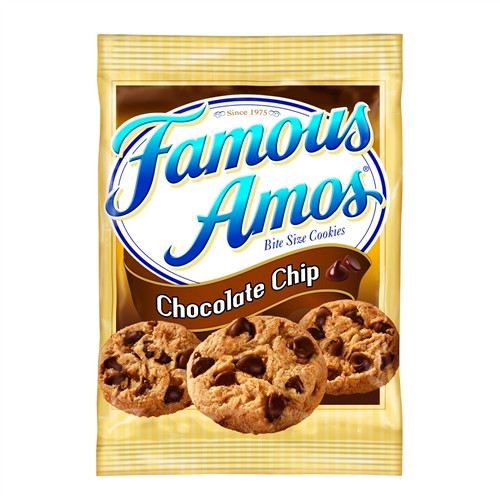 Kelloggs Keebler Famous Amos Chocolate Chip Cookie