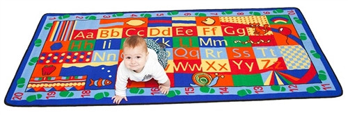 Alpha Walkabout Play Carpet - 79 in. x 36 in.
