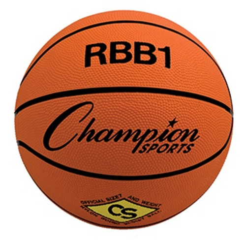 Champion Basketball Official Size