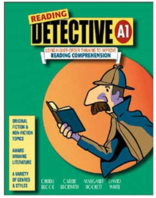 Reading Detective Book A Gr 5-6