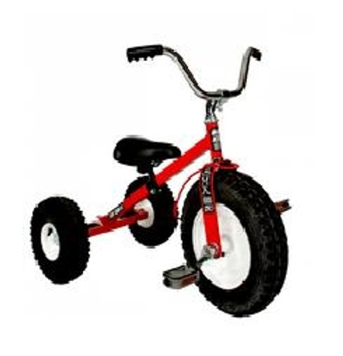 Dirt King Childrens Red Tricycle