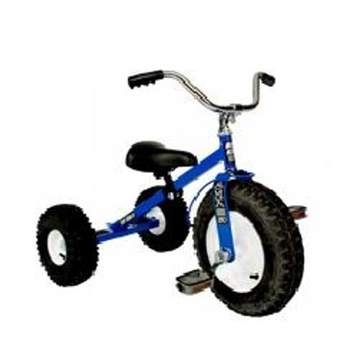 Dirt King Childrens Blue Tricycle