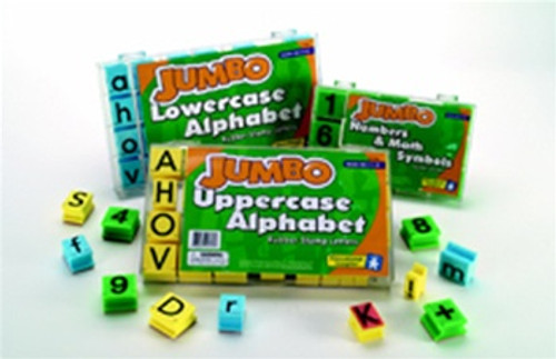 Stamps Jumbo Lowercase Gr Pk & Up