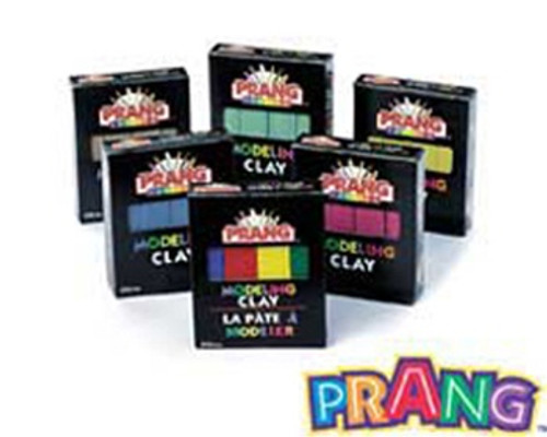 Prand Modeling Clay Assorted