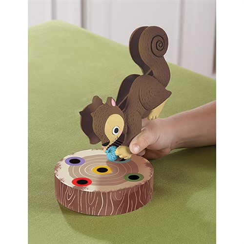 The Sneaky Snacky Squirrel Game Gr PreK-3