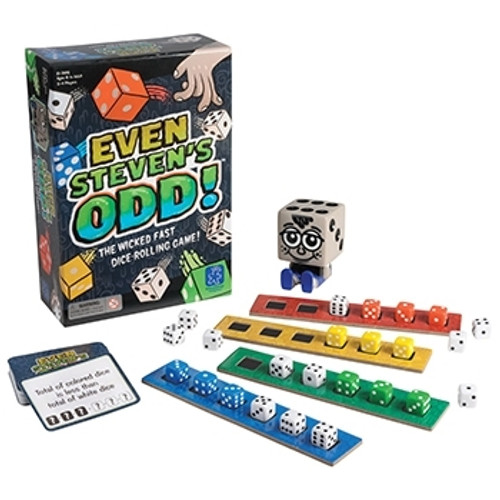 Even Stevens Odd The Wicked Fast Dice Rolling Game