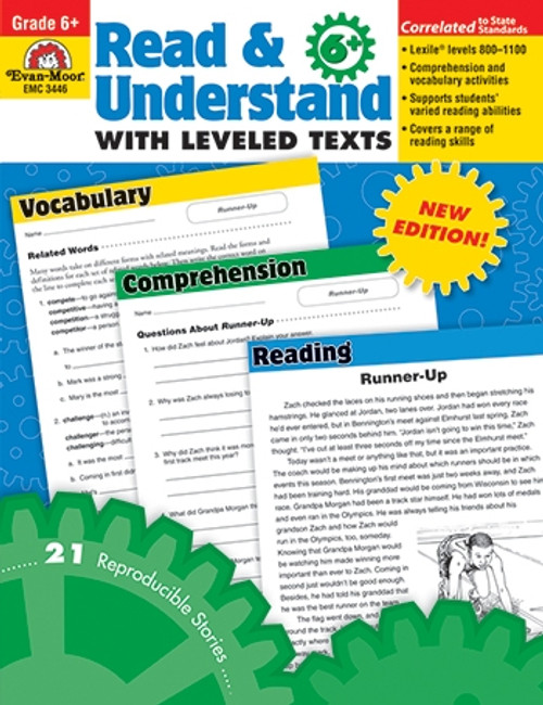 Read and Understand With Leveled Texts Gr 6 Plus