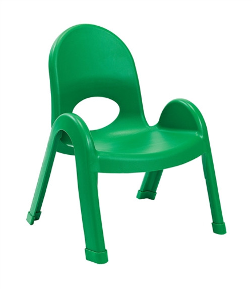 Value Stack Child Chair Shamrock Green - 9 in.