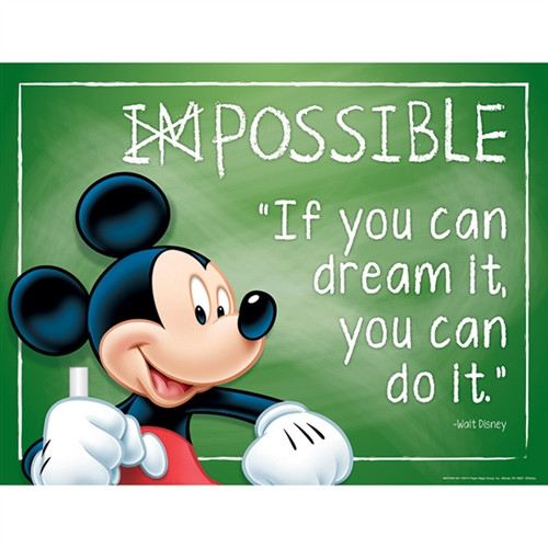 Mickey Possible Poster