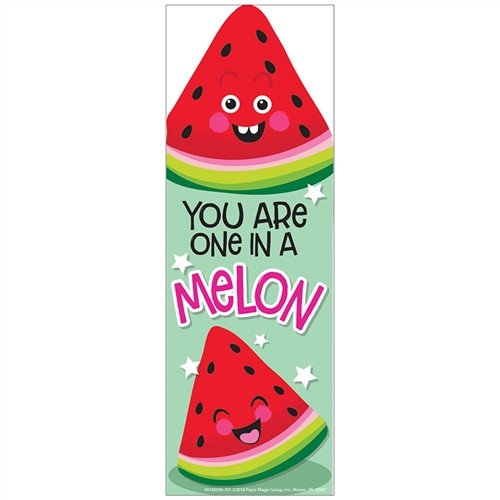 Watermelon Scented Bookmarks