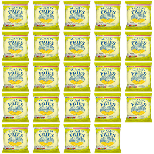 Smiths Scampi Fries 24 Pack 27g bags
