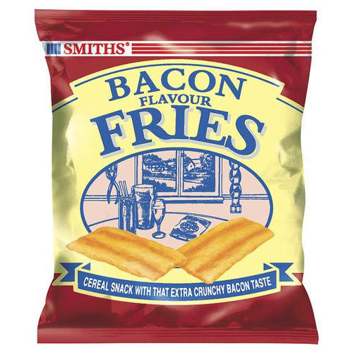 Smiths Bacon Flavour Fries 24g 24 Pack