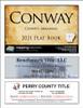 Conway County Arkansas 2021 Plat Book