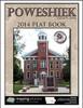 Poweshiek County Iowa 2014 Plat Book