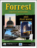Forrest County Mississippi 2015 Plat Book